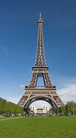 billig tur til paris