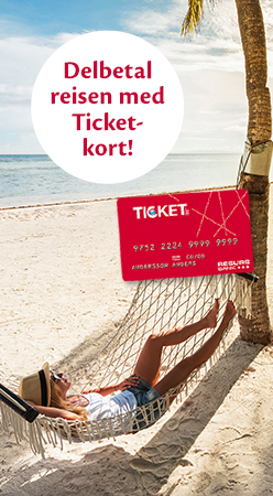 Ticketkortet