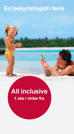 All inclusive i vinter