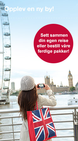 Weekendtur til London